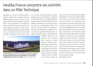 Article MICRONORA Janvier 2020